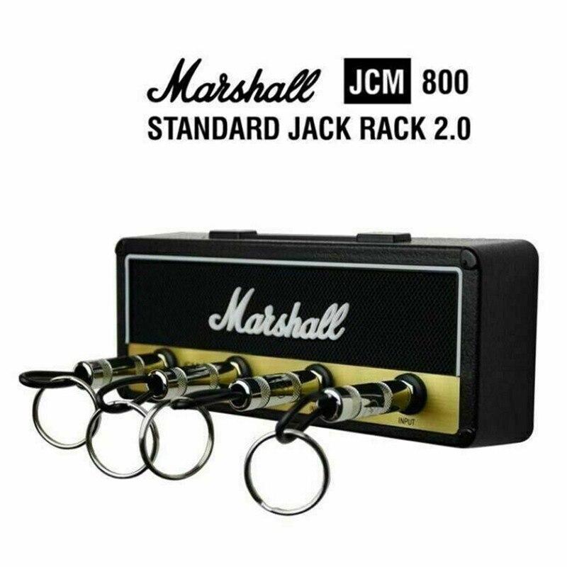 Rack Amp Vintage Gitarre Verstärker Schlüssel Halter Jack Rack 2,0 Marshall Marshall Schlüssel Halter Gitarre Schlüssel Hause dekoration