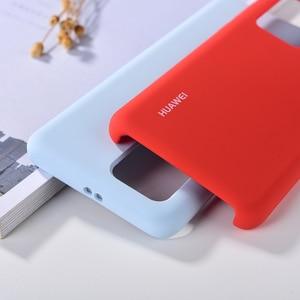 Оригинальные официальные чехлы из жидкого силикона для Huawei P40 Pro, шелковистая мягкая защита на ощупь, задняя крышка для P40/P40 Pro, защитный корпус, кожа|Бамперы|   | АлиЭкспресс