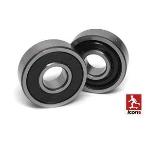 Genuine Skateboard Parts Bearings Professional Double Roller Skate longboard bearings High Speed Skate Board Supply Station