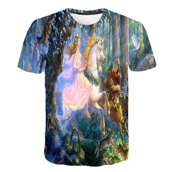 2021 dzieci chłopcy dziewczęta t-shirty kreskówkowe topy śliczne dziecięce t-shirty letnie ubrania maluch modne t-shirty dla dzieci odzież dla dzieci tanie i dobre opinie POLIESTER CN (pochodzenie) Lato 4-6y 7-12y 12 + y Damsko-męskie moda W stylu rysunkowym REGULAR Z okrągłym kołnierzykiem