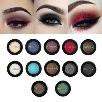 PHOERA 12 Colors Matte Eye Shadow Powder Pigment Long Lasting Bright Eyeshadow Makeup Water-Resistant Beauty Dropshipping TSLM1 2