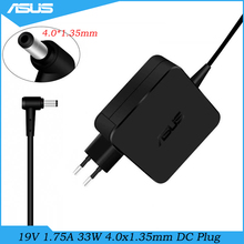 ASUS 19V 1.75A 33W 4.0x1.35mm AC Laptop AC Adapter Power Charger For Asus X541N X541NA X553M X540S F510U Q200E Q302L Q504UA