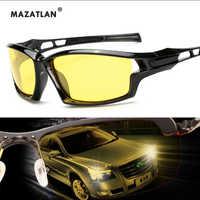 Gafas De Sol polarizadas De visión nocturna Gafas De Sol De pesca antideslumbrantes para hombre Gafas De Sol UV400