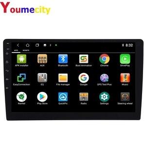 Image 4 - Восьмиядерный автомобильный DVD мультимедийный плеер Android 9,0 Gps для Nissan Juke Qashqai Almera x trail Note X TRAIL 2Din универсальный