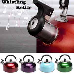 Whistling-Kettle Cooker-Whistle Water-Pot Water-Kettles-Induction Stainless-Steel Kitchen