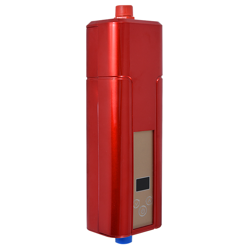 2100 5500 W Instant Water Heater Faucet Electric Water Heater ABS, toughened glass Material DSF42 C03 electric water heater