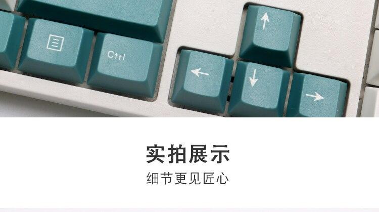 para mx switches cereja perfil