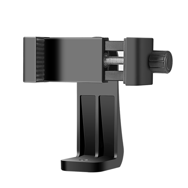 Roreta Tripod Mount Adapter Rotatable Stand Mount Adapter For iPhone xiaomi Samsung smart phone Tripod Stand 6