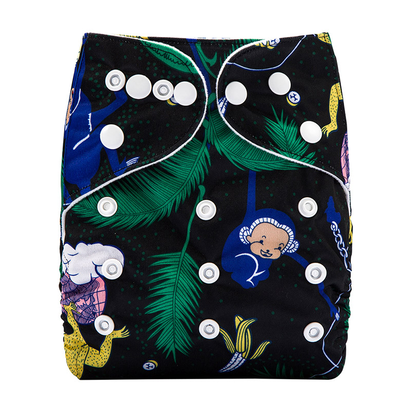 Cloth Diapers Manufacturers Baby Cloth Nappy Pocket Pants Washable Reusable Modern Cloth Nappies For Baby J31