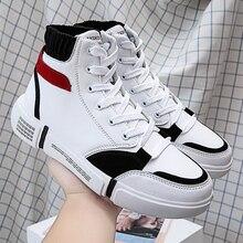 BIGFIRSE Men Casual Shoes Outdoor Comfortable Men Shoes High