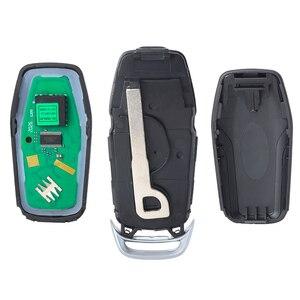 Image 4 - KEYECU Smart Remote Key FSK 902MHz HITAG PRO 49 Chip for Ford SUV F150 F250 2015 2016 2017 FCCID: M3N A2C31243300 P/N: 16 R8117