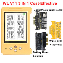 Lcd-Screen Color-Programmer Phone Qianli Icopy Touch/battery-Repair WL V11 for 11/Xr/Xsmax/Xs