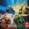 Creator 4 Types Ninjagoes Motor Motorbike Model Figures With Weapons Building Blocks MOC Kids Toys Bricks Gift for Children Boys