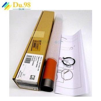 2PCS OEM Best Quality Upper Fuser Roller (Red) IR6055 FOR CANON iR 6065/6075 Fuser Sleeve Roller iR 6255/6265/6275 Heat Roller