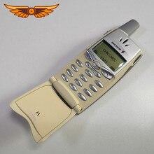 Original Verwendet Ericsson T39 Funktion Telefon 2G Tri-band Schwarz & Beige Farbe Handy Entsperrt Handy