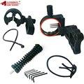 Linkboy Tiro Com Arco 3 Pinos/Pinos Arco Vista Kits 5 Recurvo Seta Resto Estabilizador/Acessórios Arco Composto de Caça Tiro