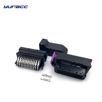 39pin automotive ecu conector macho hembra 39P Conectores eléctricos para la unidad de control electrónico del vehículo