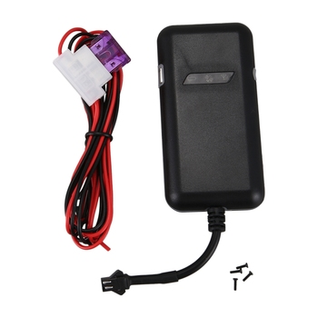GPS Tracker Real Time GPS Tracking with Spare Battery GPS/GSM/GPRS/SMS Tracker Antitheft Car Motorcycle Bike image