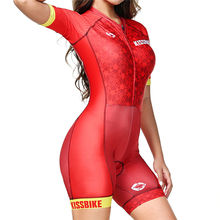 Triathlon  Women cycling clothing 2019 High Quality Sport Jumpsuit Ropa Ciclismo Maillot Cycling Jersey Skinsuit Bike Clothes