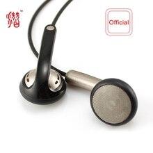 100% Original QianYun Qian39 Hifi Headset In Ear Earphone 3.5MM Flat Head Earbuds