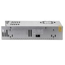AC110V/220 V إلى DC12V 33A 400W محول الجهد التبديل شرائط ليد امدادات الطاقة