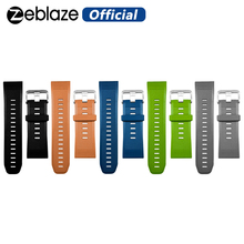 Original Multi Color Sports Straps For Zeblaze VIBE 3 (NOT Suitable for VIBE 3 GPS)