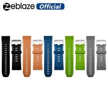 מקורי רב צבע ספורט רצועות עבור Zeblaze VIBE 3 (לא מתאים VIBE 3 GPS)