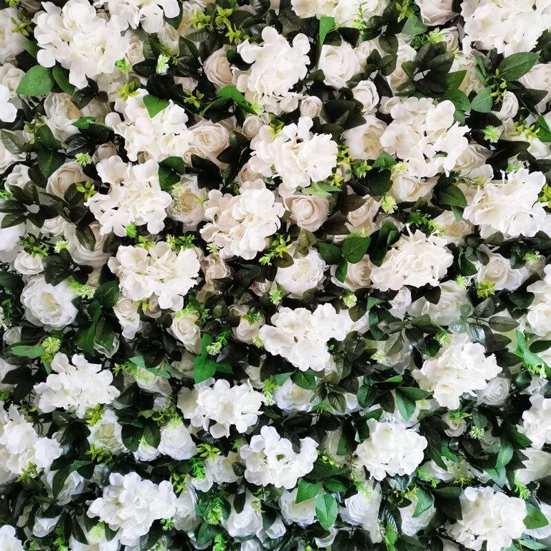 SPR 4 фута * 8 футов/шт. Свернутая ткань основа цветок стена искусственная Роза случай фон цветочный орнамент украшения Бесплатная доставка - 6