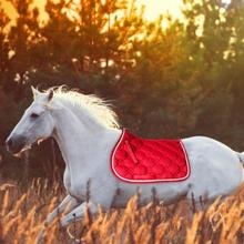 Performance-Equipment Riding-Pad Horse-Saddle-Pad Equestrian Bareback Jumping Sweat-Absorbent