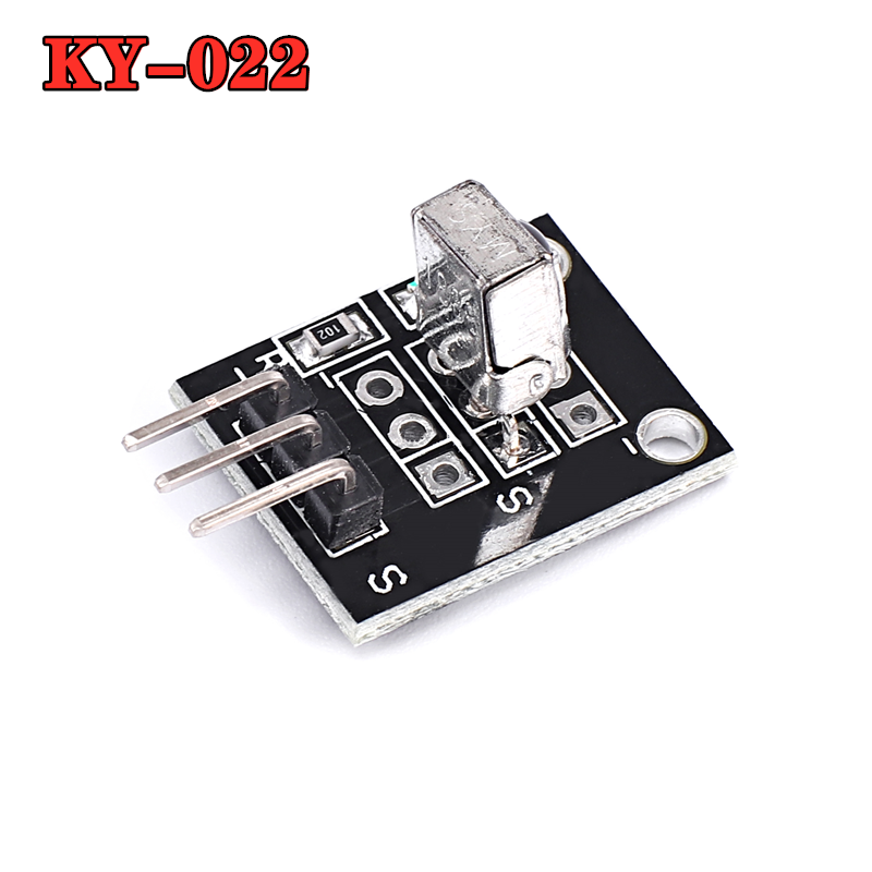 New 3pin KY-022 TL1838 VS1838B 1838 Universal Infrared Sensor Receiver Module Accessorie IR receiver for Arduino Diy Starter Kit