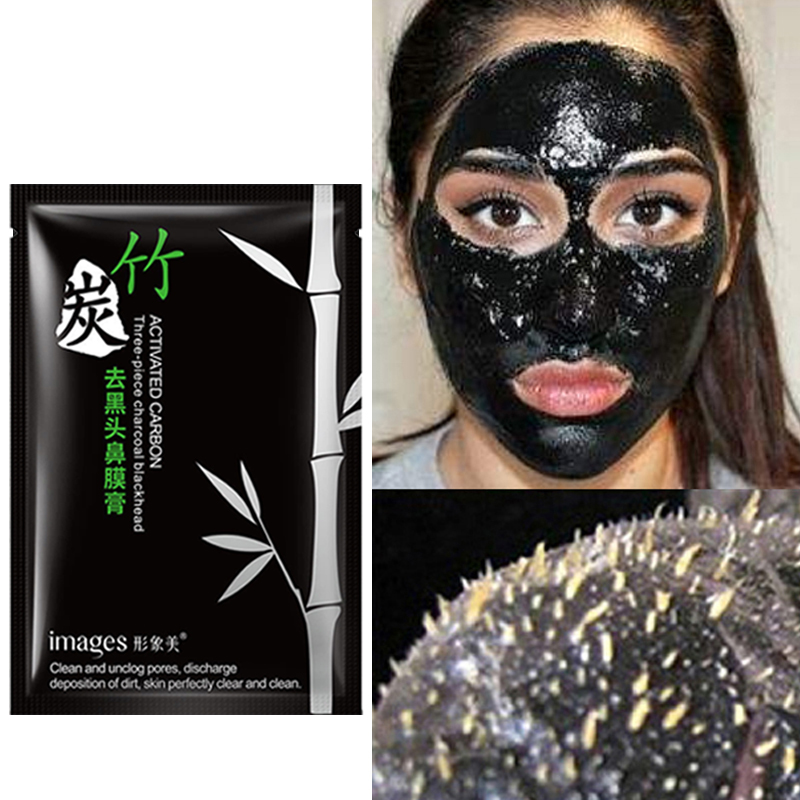 Blackhead Remover Face Mask Nose Repair Deep Clean Skin Care Peel Masks Purifying Charcoal Black Mud Facial Beauty Pore Cleaner