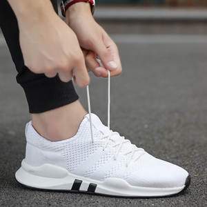 Breathable Shoes White Sneakers Casual High-Quality Mesh Fashion Summer Brand Soft Tennis