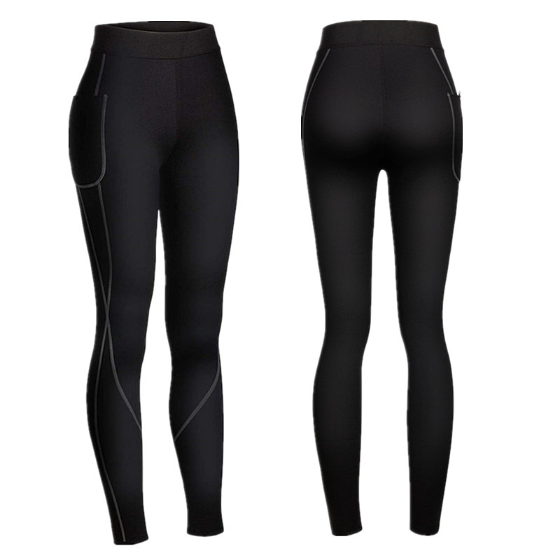 Wetsuit Pants Women Neoprene Pants Surfing Scuba Diving Kayaking Leggings Pants Trousers Fitness Running Sauna Weight Trousers
