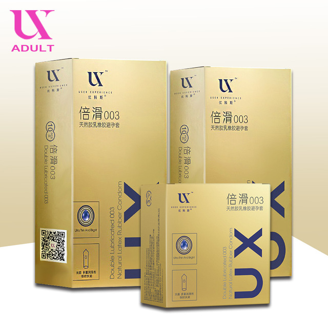Ultra Thin Double Lubricated Condoms Intimate Goods Contraception Sex Products Natural Rubber Penis Cock Sleeve Condoms For Men