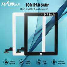 "Flylinktech для Apple iPad 5 A1474 A1475 A1476 сенсорный экран iPad Air A1822 A1823 9,"" дигитайзер дисплей стекло в сборе"