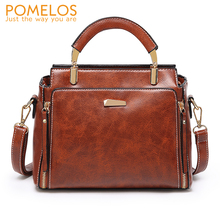 POMELOS Crossbody Bags For Women New Arrival Purses and Handbags High Quality PU Leather Shoulder Bag Designer Messenger