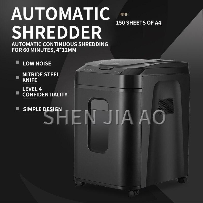 32 2l Paper Shredder Commercial Office