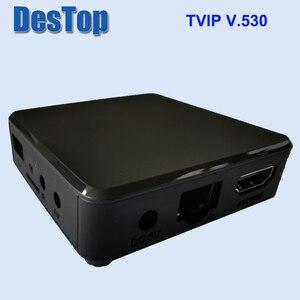 Image 5 - 5個オリジナルtvip 530 S905W 1グラム8グラムlinux I P T VボックスI P T Vストリーミングtvボックスサポートprotal tvip v530
