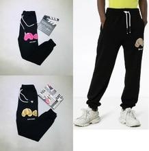 19FW Palm Angels Pants Men Women Joggers Streetwear Kanye West Hip Hop High Quality Fashion Trousers