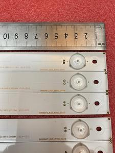 Image 4 - Новинка 10 шт./лот Светодиодная лента с 6 светодиодами для подсветки Hisense LTDN55K321 UB55EC591 HD550DU B51 LED55K320U SVH550AF2