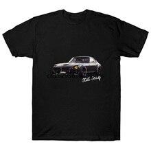 Datsun 200z 240z 280z ainda sexy 100 ringswired algodão t camisa nissan nismo