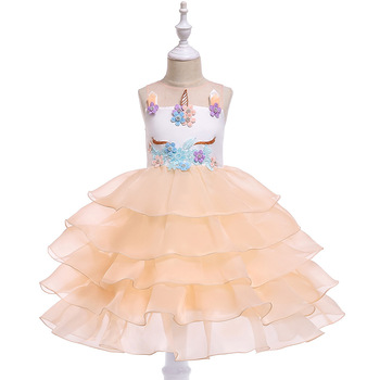 Girl Princess Dress Tutu Party Flower Girl Dresses Tulle Lace Long Girl Dress Dresses For Kids Children Formal Clothes chaffare beading girls dress elegant kids party dresses for wedding formal tulle girl princess vestido pearls flower baby frocks