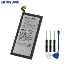 Samsung Original EB-BG920ABE Battery For GALAXY S6 G920 G920A G920V G920T G920F Replacement Phone 2550mAh