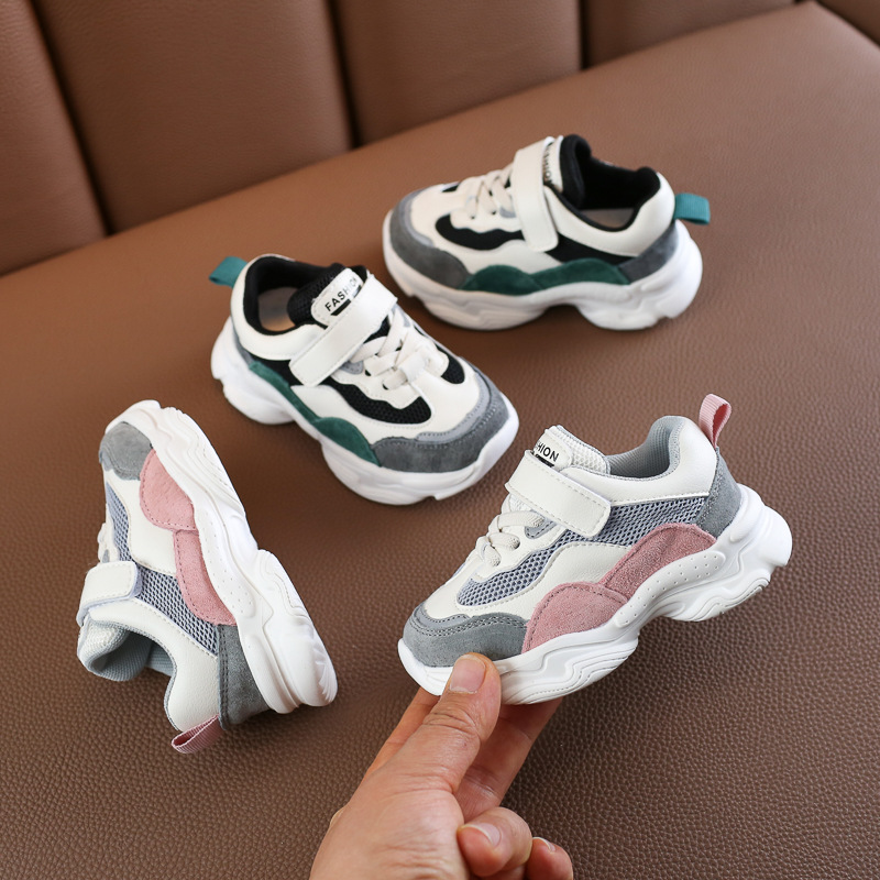 Spring Baby Casual Sneakers Girls Running Shoes Toddler Shoes Children's Shoes  Baby Boy Casual Shoes