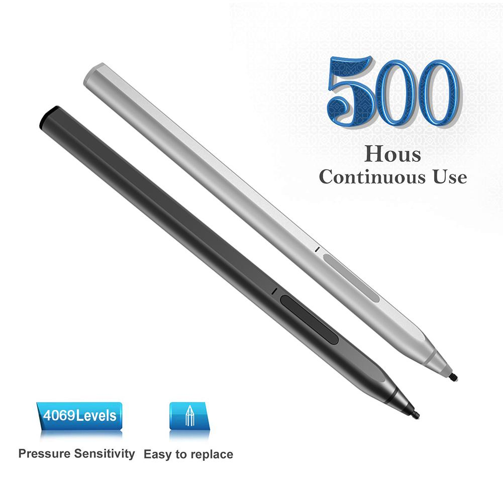 New 4096 Stylus Pen For Microsoft Surface 3 Pro 3 Pro 4 Surface Go Book For HP Spectre X360 Pavilion X360 Envy X360 AcerSpin 5