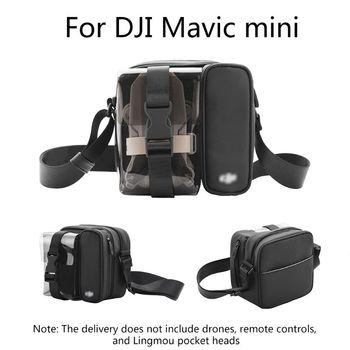 New Mini Shoulder Crossbody Bag Portable Storage Carrying Case Box for DJI Mavic Mini Drone Accessories