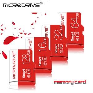 Image 4 - تخفيضات هائلة على بطاقات مايكرو sd 128GB 64 GB 32 GB 16GB SDXC SDHC بطاقة الذاكرة 32 GB tarjeta مايكرو sd tf بطاقات 64 GB فلاش حملة ميكروسد