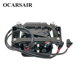 Image 3 - For Porsche Panamera 970 2010 2015 Air Suspension Compressor with Bracket and Shell Oem#97035815107 97035815108 97035815109