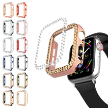 Watch Case Series 6 SE 5 4 3 2 iWatch Case Accessor 44mm 40mm 42mm 38mm Protector for Apple Watch