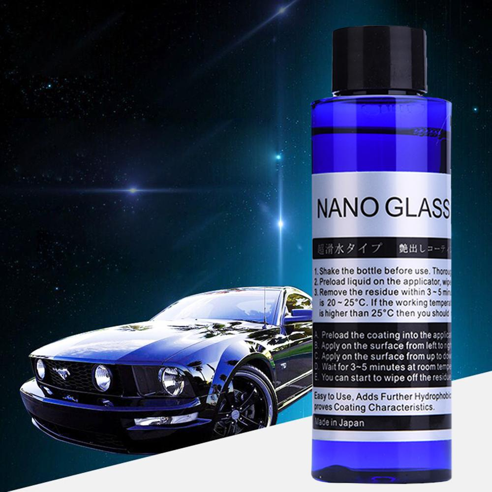 Car Paint Care Liquid Glass Paint Protective Foil Auto Cleaning Glass Protection 100ml Glass Grinding Polishing Car Body Liquid
